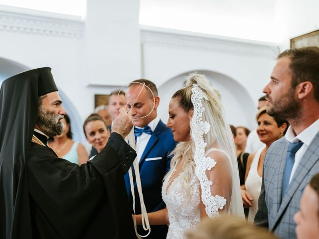 Mirka and Stavros's Wedding in Athens, Greece 34