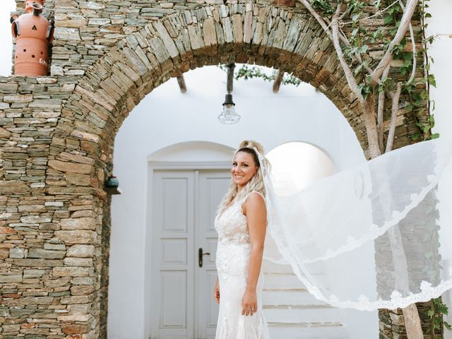 Mirka and Stavros's Wedding in Athens, Greece 54