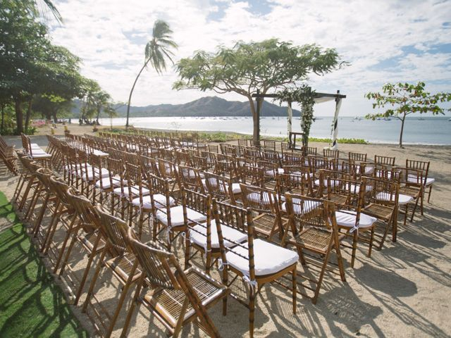 David and Stephanny's Wedding in Playas del Coco, Costa Rica 6