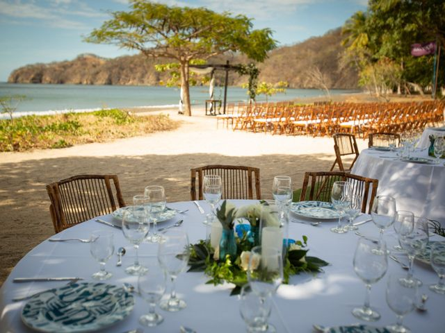 David and Stephanny's Wedding in Playas del Coco, Costa Rica 7