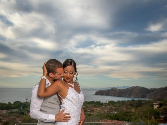 David and Stephanny's Wedding in Playas del Coco, Costa Rica 9