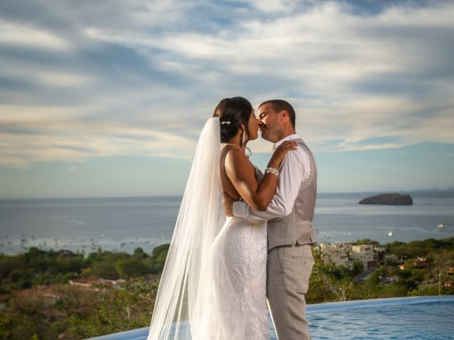 David and Stephanny's Wedding in Playas del Coco, Costa Rica 10