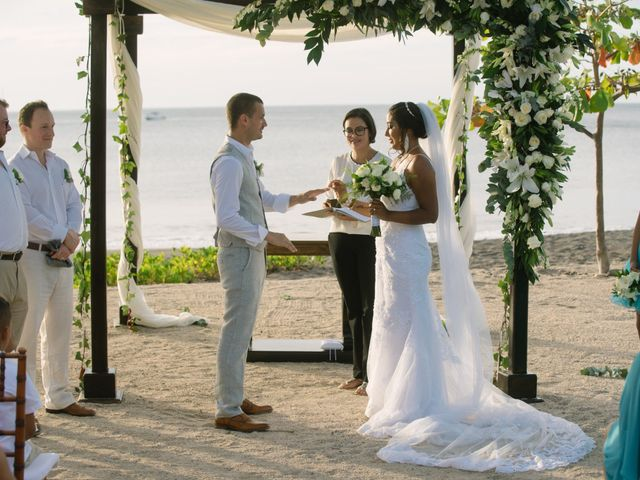 David and Stephanny's Wedding in Playas del Coco, Costa Rica 13