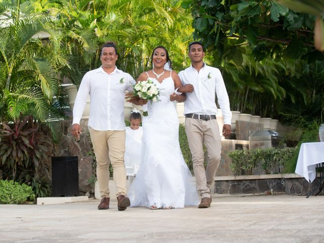 David and Stephanny's Wedding in Playas del Coco, Costa Rica 14