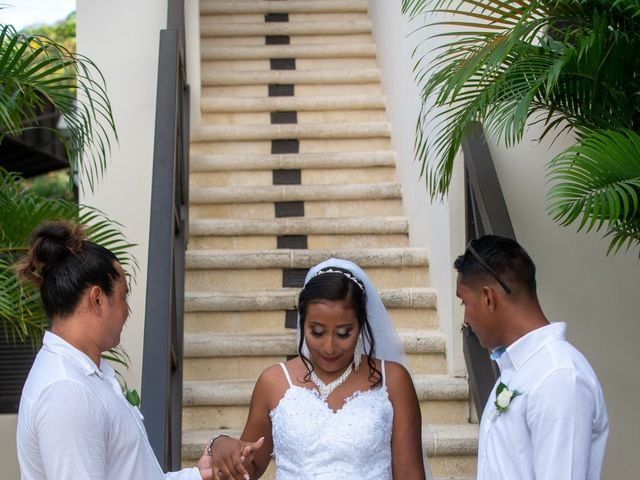 David and Stephanny's Wedding in Playas del Coco, Costa Rica 15