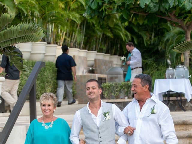 David and Stephanny's Wedding in Playas del Coco, Costa Rica 16
