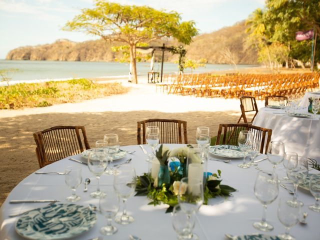 David and Stephanny's Wedding in Playas del Coco, Costa Rica 19