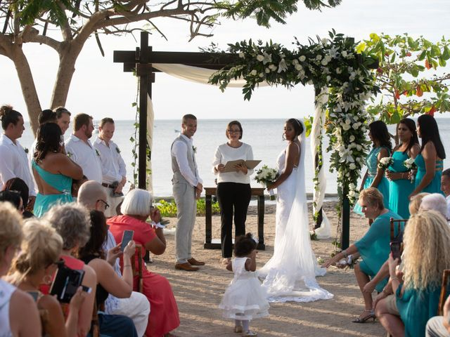 David and Stephanny's Wedding in Playas del Coco, Costa Rica 20