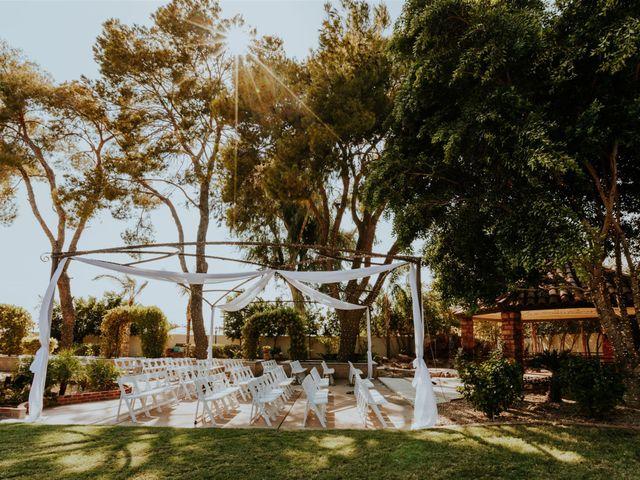 Josh and Alexa's Wedding in Chandler, Arizona 4