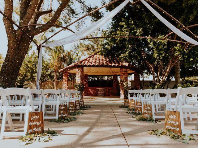 Josh and Alexa's Wedding in Chandler, Arizona 5