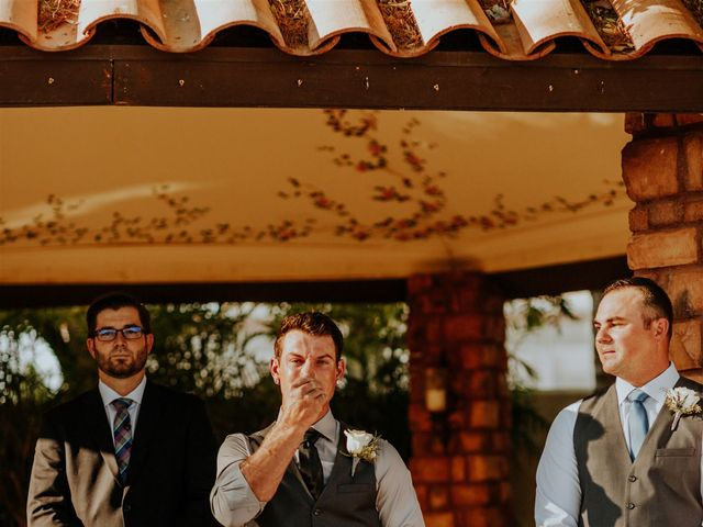 Josh and Alexa's Wedding in Chandler, Arizona 8