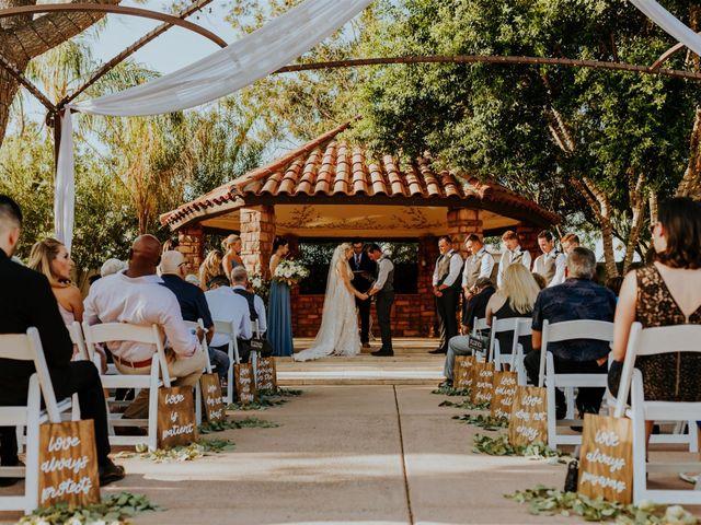 Josh and Alexa's Wedding in Chandler, Arizona 10