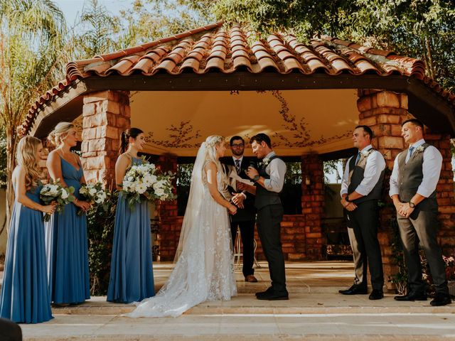 Josh and Alexa's Wedding in Chandler, Arizona 12