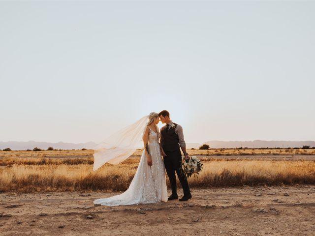 Josh and Alexa's Wedding in Chandler, Arizona 18