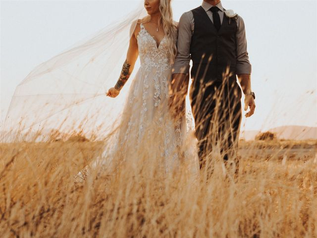 Josh and Alexa's Wedding in Chandler, Arizona 19