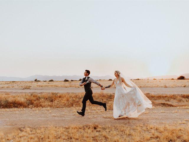 The wedding of Alexa and Josh