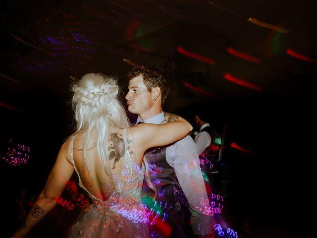 Josh and Alexa's Wedding in Chandler, Arizona 28