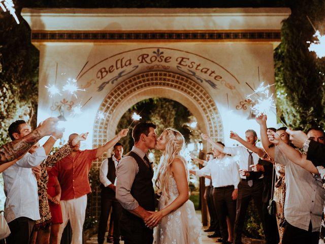 Josh and Alexa's Wedding in Chandler, Arizona 32