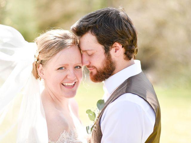 The wedding of Allison and Gavin