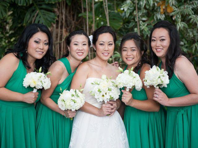 Lauren and Marc's Wedding in Haleiwa, Hawaii 2