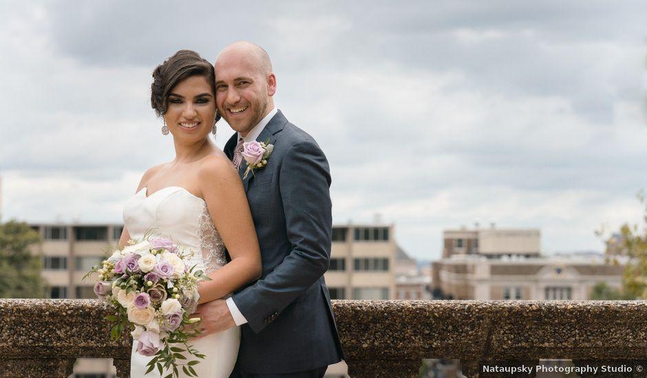 Jake and Yelena's Wedding in Washington, District of Columbia