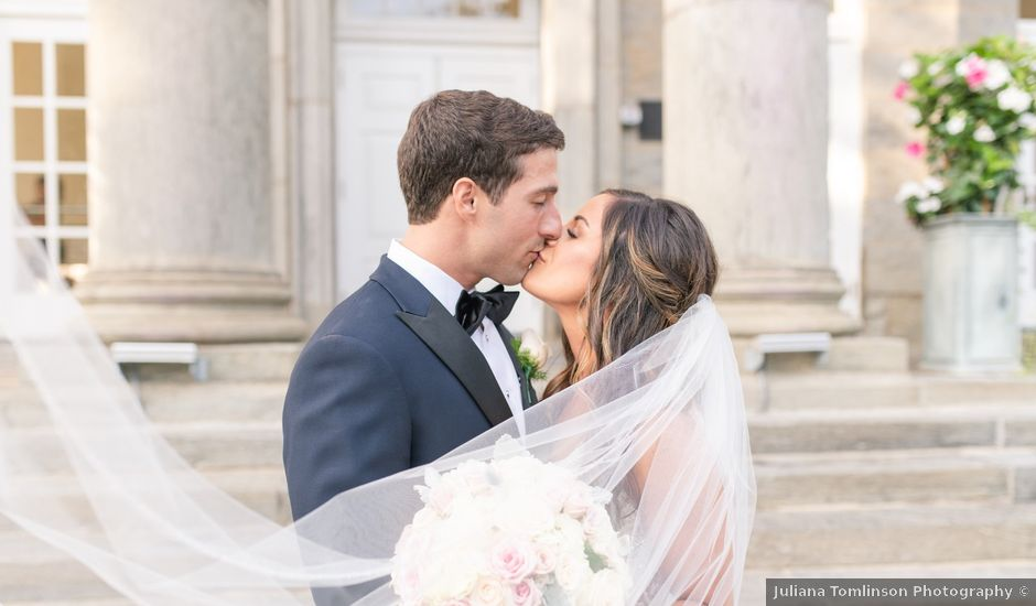 Nick and Ali's Wedding in Newtown Square, Pennsylvania
