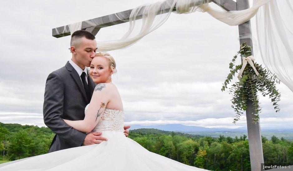 Jordan and Trina's Wedding in Sanbornton, New Hampshire