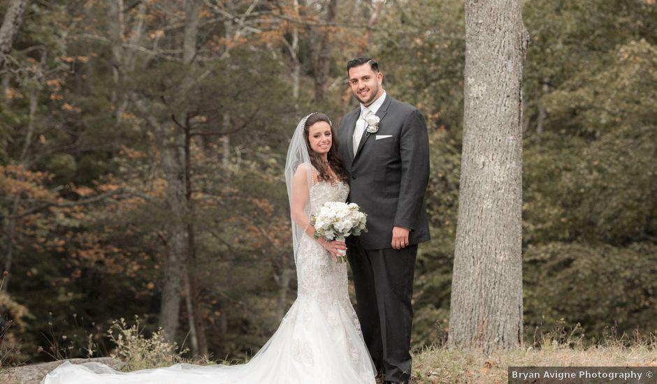Nick and Amanda's Wedding in Waterbury, Connecticut