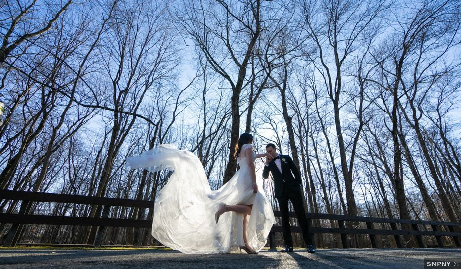 Jonah and Melissa's Wedding in Closter, New Jersey
