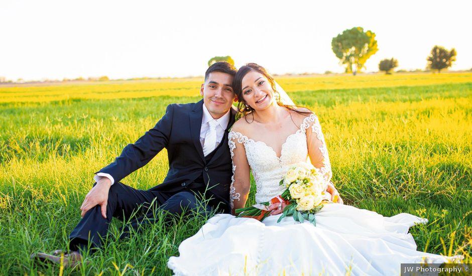 Corina and Zach's Wedding in Tucson, Arizona