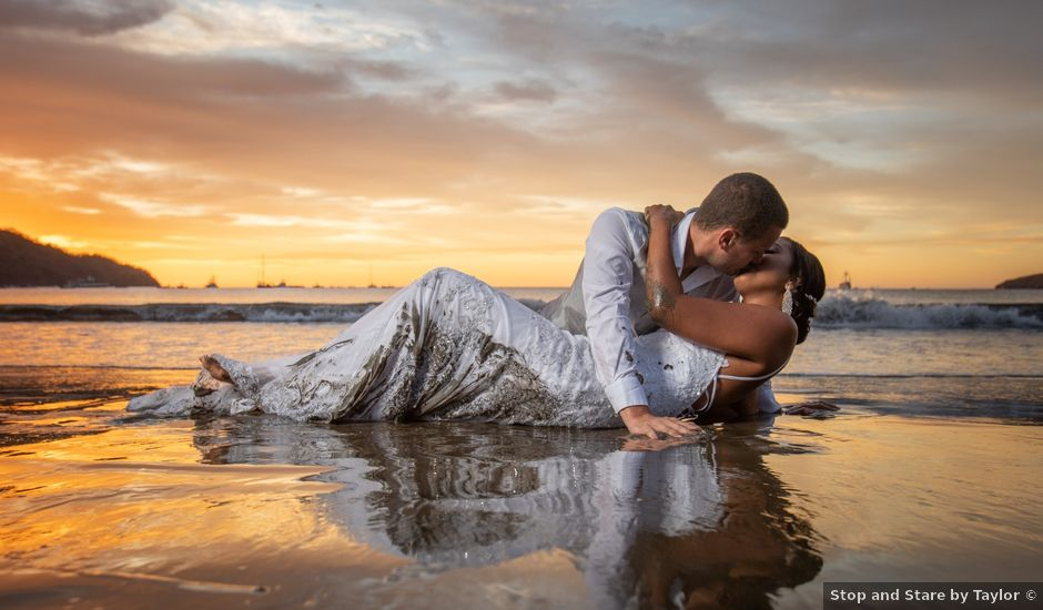 David and Stephanny's Wedding in Playas del Coco, Costa Rica