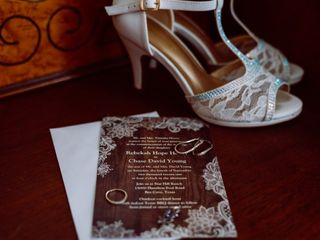 The wedding of Rebekah and Chase 2