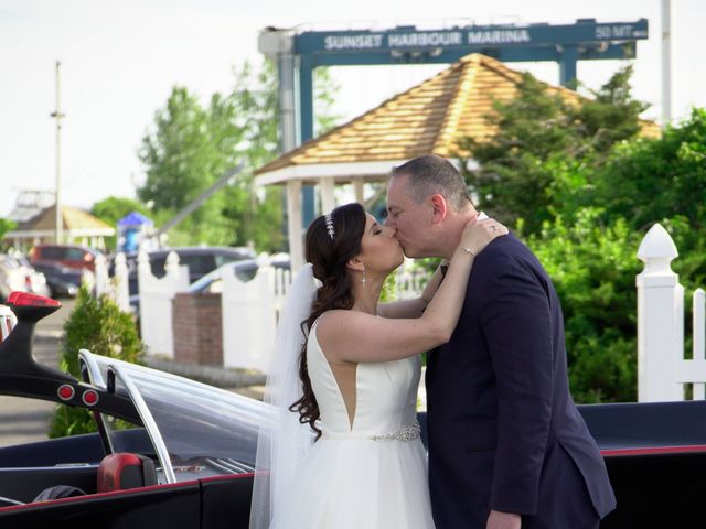 Michael Morello  and Lauren Dubin's Wedding in Patchogue, New York 3