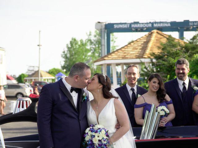 Michael Morello  and Lauren Dubin's Wedding in Patchogue, New York 8