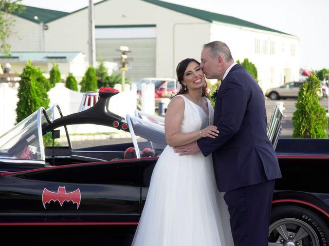 Michael Morello  and Lauren Dubin's Wedding in Patchogue, New York 9