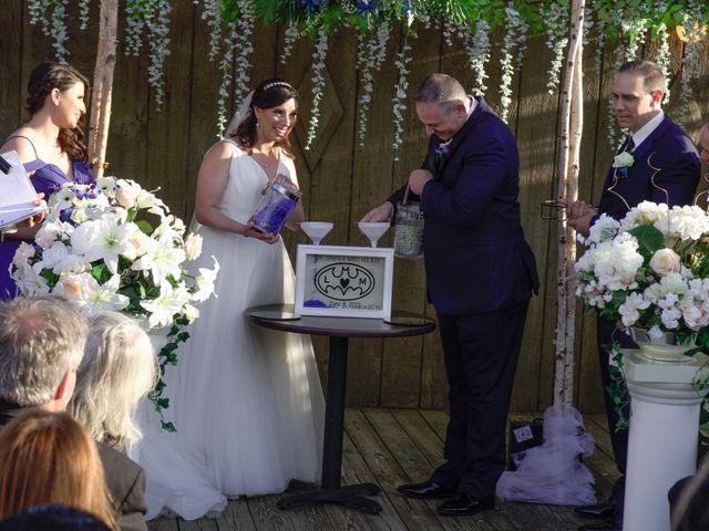 Michael Morello  and Lauren Dubin's Wedding in Patchogue, New York 10
