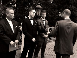 Evan and Alba's Wedding in Chantilly, District of Columbia 17