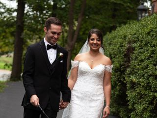 Evan and Alba's Wedding in Chantilly, District of Columbia 19