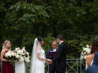 Evan and Alba's Wedding in Chantilly, District of Columbia 24