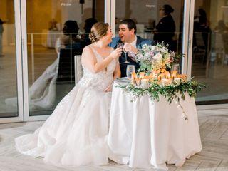 The wedding of Jennifer and Matthew