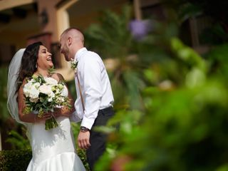 The wedding of Fabiola and Steven 2