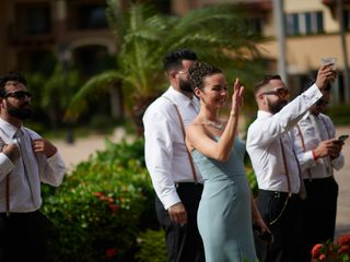 The wedding of Fabiola and Steven 3