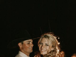 The wedding of Lindy and Clay 3