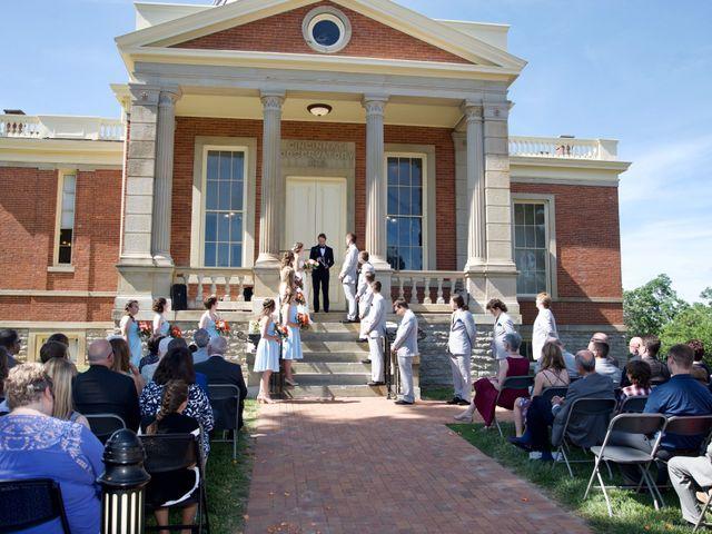 Seth and Erin's Wedding in Cincinnati, Ohio 1