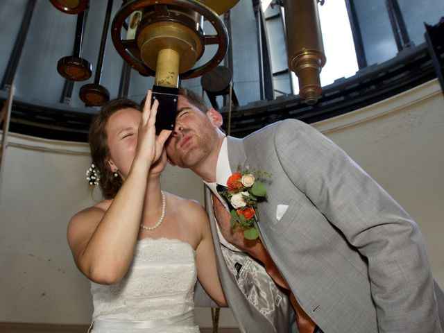 The wedding of Erin and Seth