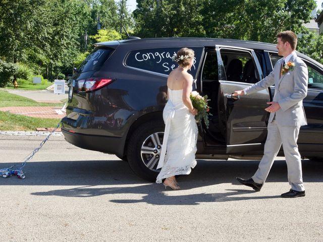 Seth and Erin's Wedding in Cincinnati, Ohio 4