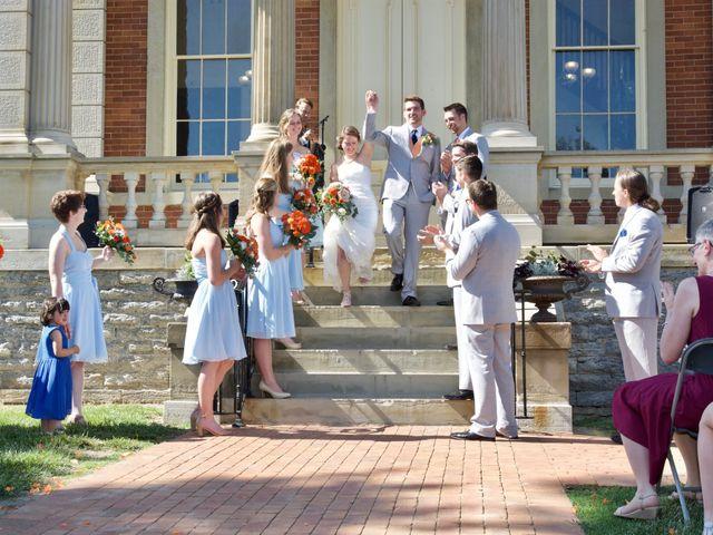 Seth and Erin's Wedding in Cincinnati, Ohio 6
