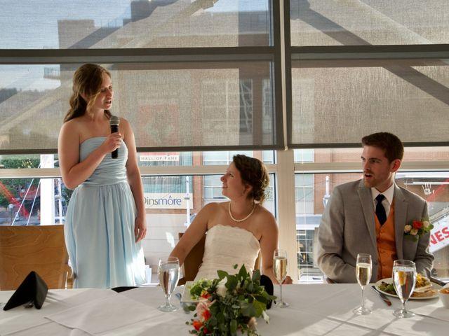 Seth and Erin's Wedding in Cincinnati, Ohio 13