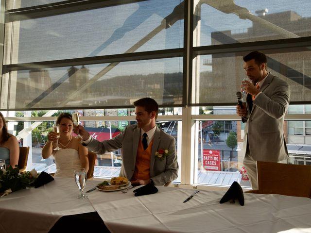 Seth and Erin's Wedding in Cincinnati, Ohio 14