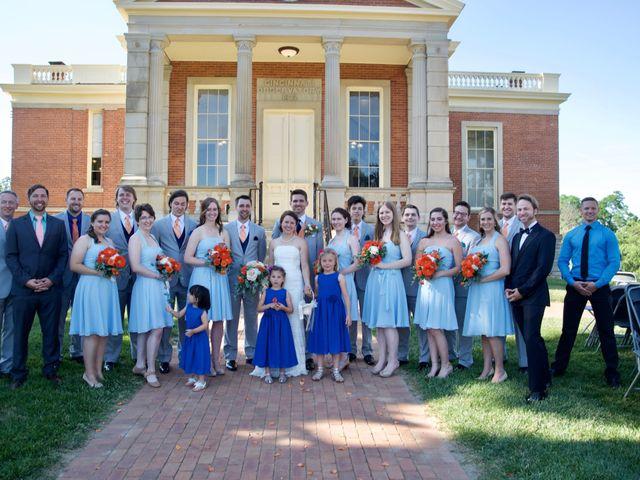 Seth and Erin's Wedding in Cincinnati, Ohio 20